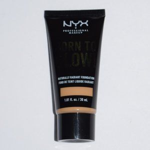 NWOT NYX Born To Glow Foundation- Shade Beige